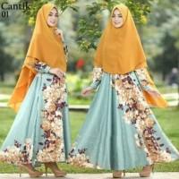 Maxi Dress Baju Gamis Wanita Terbaru Long Dress Maxi Dress Wanita