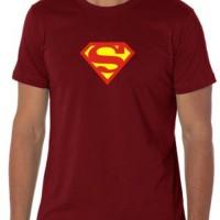 Jual Kaos Superman Super Hero Kaos Marvel Kaos DC Kaos Aveng Murah