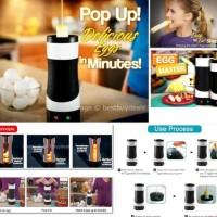 Promo Egg Master / Roll Bread / Roti Gulung / Sosis / Telur / As Seen