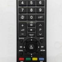 Promo Remot / Remote Tv Toshiba Led / Lcd / Plasma / Tabung / Regza