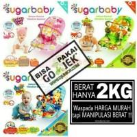 Hot List Sugar Baby - Bouncer Happy Zoo - Sugar Toys New