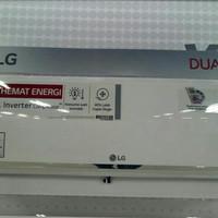 transaksi online jual handphone tanpa resiko Ac LG Smart Inverter