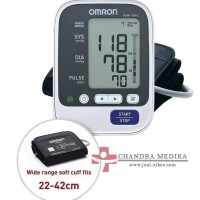 Tensimeter Digital Omron 7130-L (Size Manset Besar) - Omron HEM7130