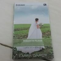 Novel Harlequin: Pengantin Pilihan (The Arranged Marriage) -Emma Darcy