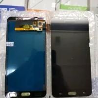 Samsung J7 2016 J710 LCD 1set 1 Set Original Black Hitam Bisa Kontras
