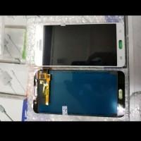 Samsung J7 2016 J710 LCD 1set 1 Set Original White Putih Bisa Kontras