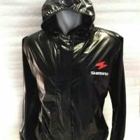 JAS HUJAN WATERPROOF RAIN COAT SEPEDA MOTOR 1 SET