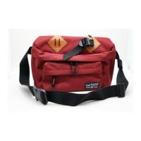 Cargo Essential Waist Bag - Red Buy 1 Get 1