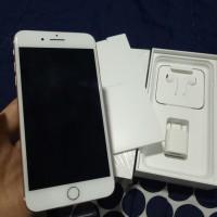 Iphone 7 Plus Rose Gold 128gb Fullset