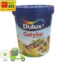 Dulux Catylac Exterior Cat Tembok Luar Putih 5Kg (Gojek Grab Only)