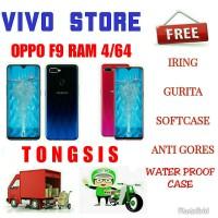 OPPO F9 RAM 4/64 GARANSI RESMI OPPO INDONESIA 1TH