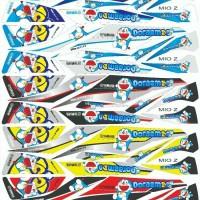 Sticker variasi striping yamaha mio m3/z terbaru