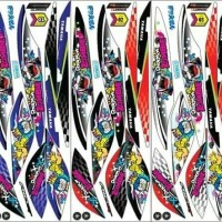 Striping variasi yamaha mio GT terbaru