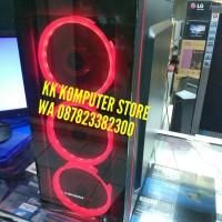 PC CPU RAKITAN GAMING R1 CORE I5 8400 FEAT GTX 1060 6GB & SSD 240GB