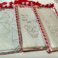 Oppo R9S Case Glitter Silver