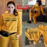 (Promo!!) Stelan Baju Olah Raga Gucci,Stelan Celana Training,Baju Olah