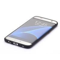 Case Samsung Galaxy S7 edge Babyskin Soft Black matte