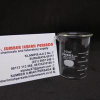 Beaker glass, iwaki, 30 ml