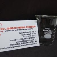 Beaker Glass, Iwaki, 50 ml