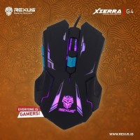 Rexus Gaming Mouse G4 Expert [non Macro]