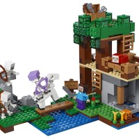 Lego Minecraft My World 18041 The Skeleton Attack