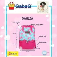 NEW Cooler Bag GabaG Dahlia ( free 2 ice gel ) tas asi