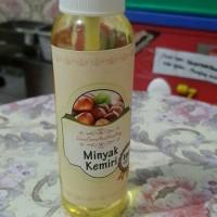 minyak kemiri asli homemade