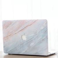 Macbook Pro 15 Inch Touchbar Non A1707 Marble Marmer Case Cover