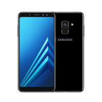 Samsung Galaxy A8+ Black Garansi Resmi Samsung Indonesia
