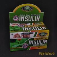Insulmaxs - Kapsul Ekstrak Daun Insulin Darusyifa