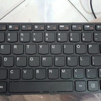 Keyboard LENOVO IdeaPad 300-14IBR 300-14ISK - Hitam