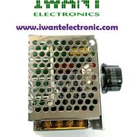 Dimmer SCR Voltage Speed Controller 400w AC 220V
