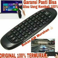 Air Mouse Wireless Keyboard Remote 2.4 Ghz 3D Motion