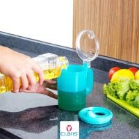 Claris Botol Minyak goreng / Botol Saus / wadah minyak sayur/2142