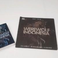 Grosir Werewolf Card Game 35 Player Bahasa Indonesia - Kartu Werewolf