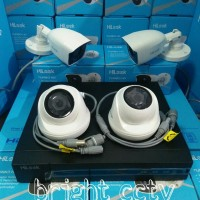 Paket CCTV Hilook 4Ch Full HD 1080P By Hikvision