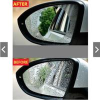 Anti Fog Pelindung Kaca Spion Mobil Bulat Anti Kabut Blur Saat Hujan
