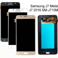 Lcd+touchscreen Samsung J7 2016(J710) kontras/ Lcd samsung J7 2016