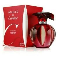 Parfum Ori Eropa nonbox Delices de Cartier EDP 100ml