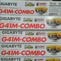 Motherboard gigabyte g41
