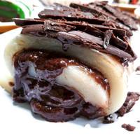 Kue Mochi Roll Gulung Chocomaltine