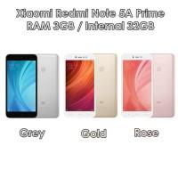Xiaomi Redmi Y1 Note 5A - 3GB/32GB