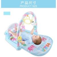 Baby Gym Musical Set Musik Bayi Playgym Playmat Matras Mainan Piano