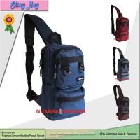Tas Selempang (Dada dan Punggung) CARBONI Original Produk