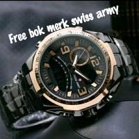 jam tangan pria rantai
