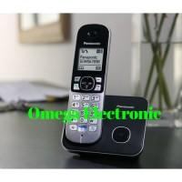 Panasonic KX-TG6811 - Pesawat Telepon Rumah Kantor Wireless Cordless