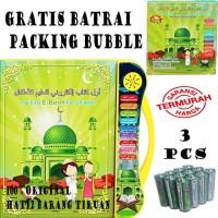Mainan Edukasi Anak E-Book Ebook Muslim Islam 3 Bahasa Murah Grosir