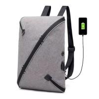 Tas Ransel X NEW MODEL anti maling USB port earphone SMART backpack