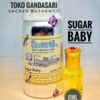 SURRATI SUGAR BABY 6ml bibit parfum surati Minyak Wangi arab saudi