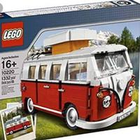 LEGO 10220 Creator VW Camper Van